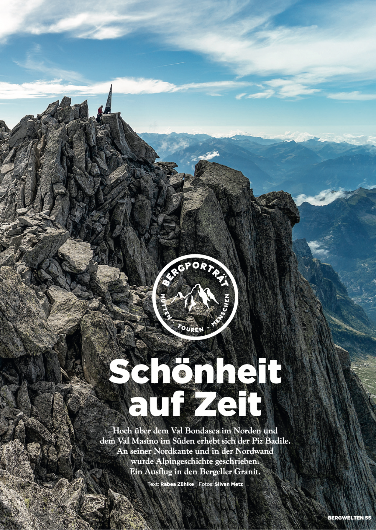 Bergwelten Magazin 2019